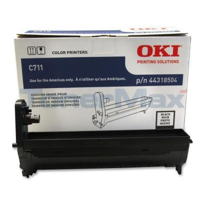 OKI C711 IMAGE DRUM BLACK